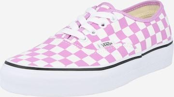 VANS Sneaker low 'Authentic' i lilla