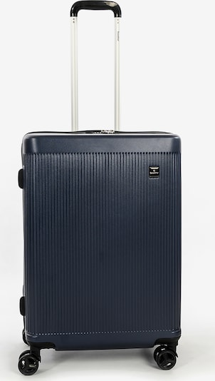 Saxoline Koffer 'Algarve' in blau, Produktansicht