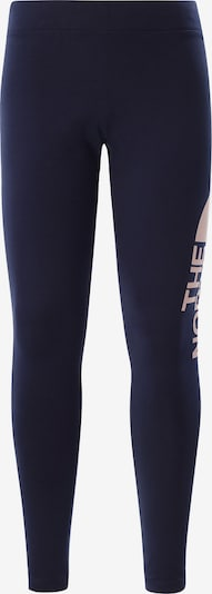 THE NORTH FACE Leggings in marine / rosa, Produktansicht