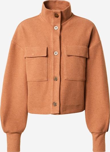 SCOTCH & SODA Sweat jacket in Light orange, Item view