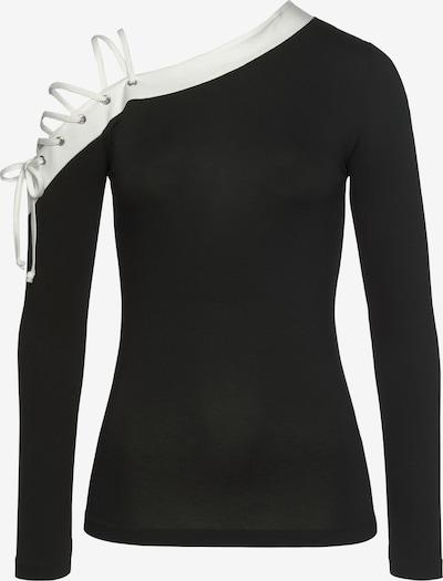 MELROSE Shirt in schwarz, Produktansicht