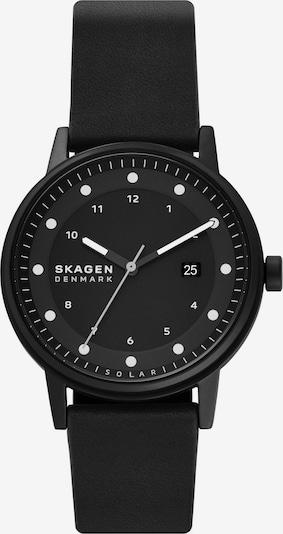 SKAGEN Uhr in schwarz, Produktansicht