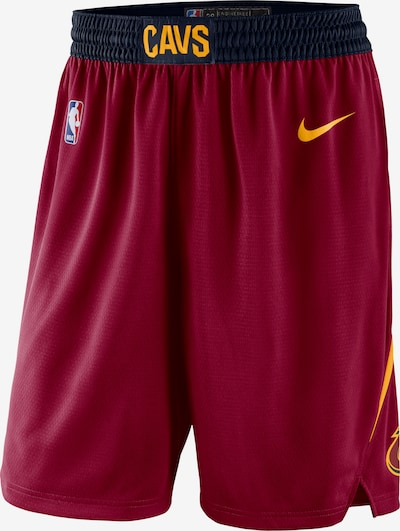 NIKE NBA Edition Swingman Cavaliers Trainingsshort Herren in rot, Produktansicht