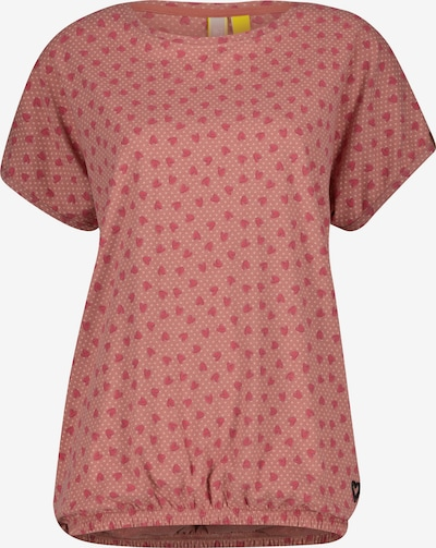 Alife and Kickin Shirt in pastellrot, Produktansicht