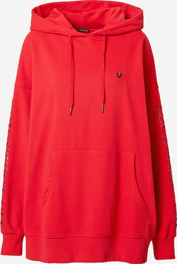 True Religion Sweatshirt in red, Item view