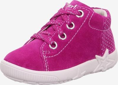 SUPERFIT Sneaker  'STARLIGHT' in fuchsia / weiß, Produktansicht