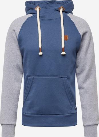 JACK & JONES Sweatshirt 'TOM' i blå