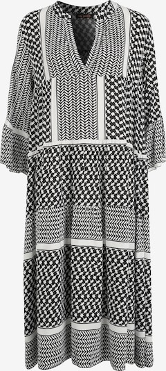 miss goodlife Zomerjurk 'Pali' in de kleur Zwart / Wit, Productweergave