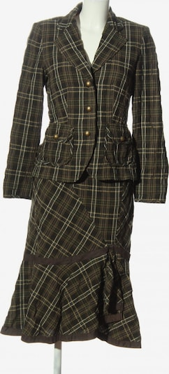 HIRSCH Kostüm in S in khaki, Produktansicht