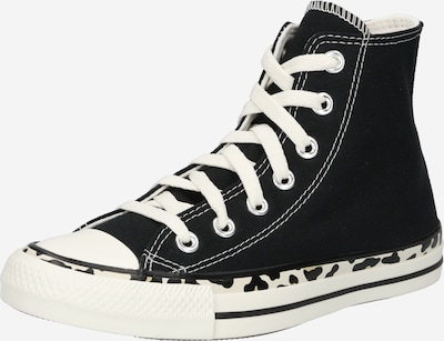 CONVERSE Hög sneaker 'CHUCK TAYLOR ALL STAR' i svart, Produktvy