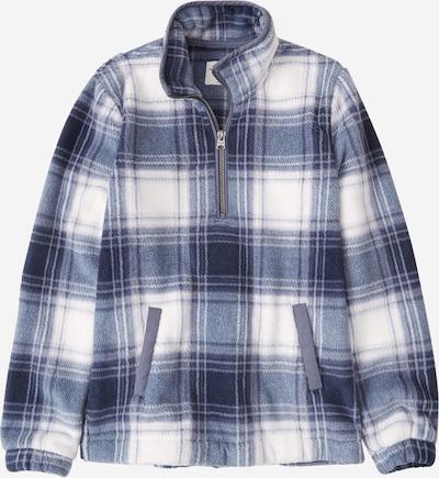 Megztinis be užsegimo iš Abercrombie & Fitch , spalva - mėlyna / tamsiai mėlyna / balta, Prekių apžvalga