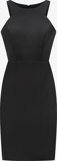Prestije Neckholder-Minikleid in schwarz, Produktansicht