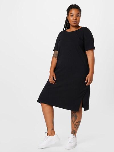 Zizzi Šaty 'VALISE' - černá, Model/ka