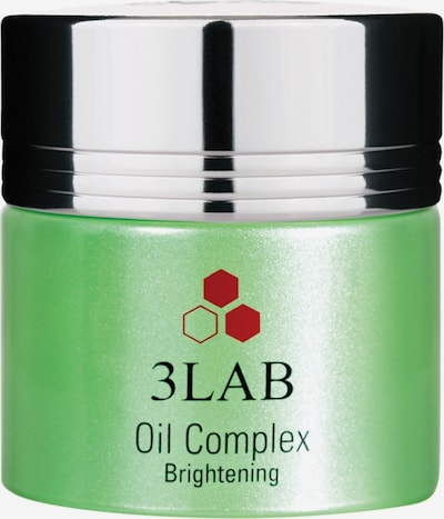 3LAB Creme 'Oil Complex Brightening' in grün / rot / schwarz, Produktansicht