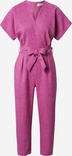 Closet London Jumpsuit in de kleur Lila gemêleerd, Productweergave