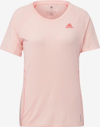 ADIDAS PERFORMANCE T-Shirt 'Runner' in hellpink, Produktansicht