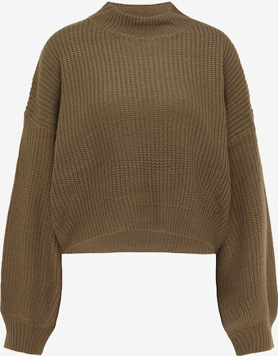MYMO Pullover in braun, Produktansicht