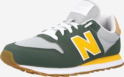 new balance Ниски маратонки в жълто / сиво / елхово зелено, Преглед на продукта