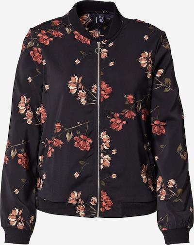 VERO MODA Jacke in mischfarben / schwarz, Produktansicht