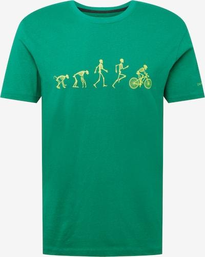 Tricou funcțional DARE2B pe galben deschis / verde, Vizualizare produs