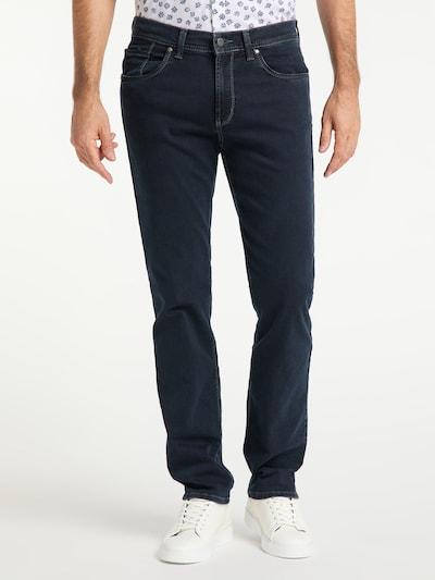 PIONEER Jeans 'THOMAS' in blue denim: Frontalansicht