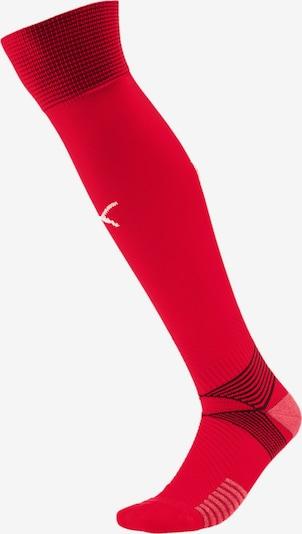 PUMA Sportsokken in de kleur Rood, Productweergave