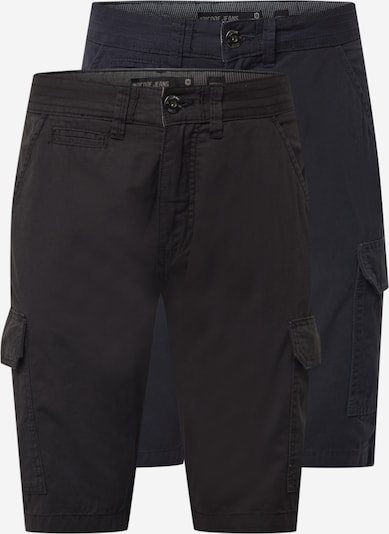 INDICODE Trousers 'Atwater' in Night blue / Black, Item view