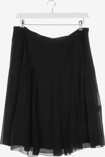 AKRIS Seidenrock in XXL in schwarz, Produktansicht