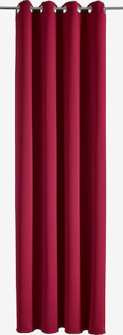 MY HOME Curtains & Drapes in Red