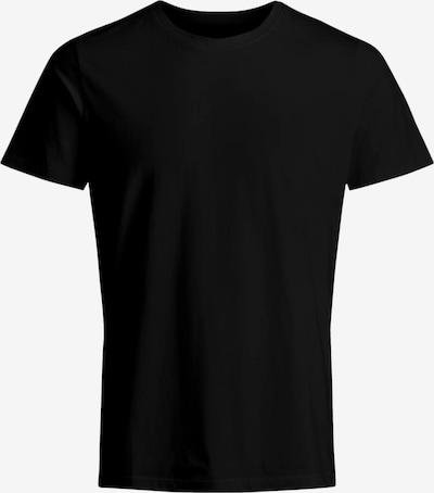 JACK & JONES T-Shirts in schwarz, Produktansicht