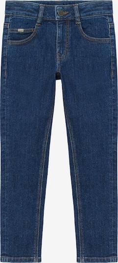 MANGO KIDS Jeansy w kolorze ciemny niebieskim, Podgląd produktu