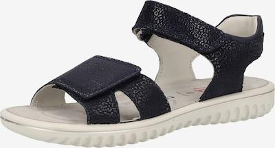 SUPERFIT Sandale in ultramarinblau, Produktansicht