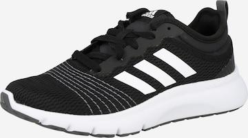 ADIDAS PERFORMANCE Παπούτσι για τρέξιμο 'FLEX 2' σε μαύρο