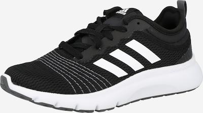 ADIDAS PERFORMANCE Laufschuh 'FLEX 2' in schwarz / weiß, Produktansicht