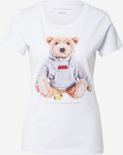 EINSTEIN & NEWTON Shirt in mischfarben / weiß, Produktansicht