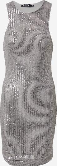 Motel Kleid in taupe / silber, Produktansicht