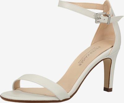PETER KAISER Sandale in weiß, Produktansicht