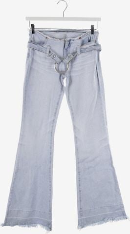 Fornarina Jeans in 29 in Blau