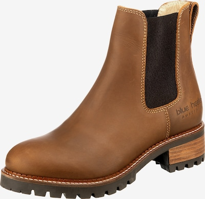 Blue Heeler Chelsea Boot 'Pash' in cognac, Produktansicht