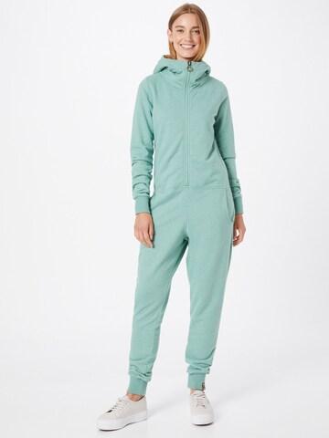 Fli Papigu Jumpsuit 'That Pretty Barmaid' in Groen