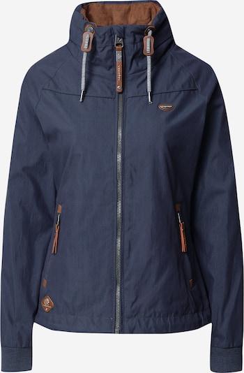 Ragwear Jacke 'Apoli' in taubenblau, Produktansicht