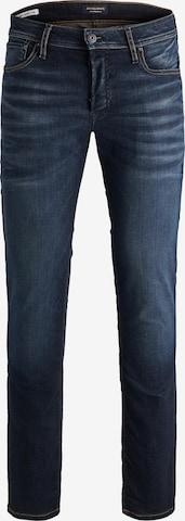 JACK & JONES Jeans 'Clark' in Blue