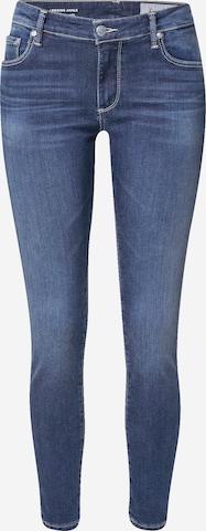 AG Jeans Jeans i blå