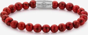 Rebel & Rose Armband in Rot