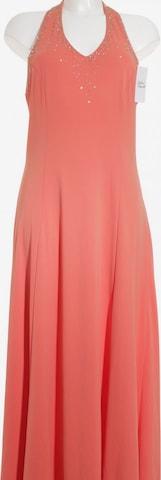 VIVIEN CARON Abendkleid in XL in Orange
