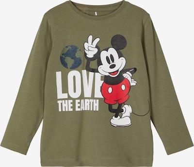 NAME IT Shirt in grün / mischfarben, Produktansicht
