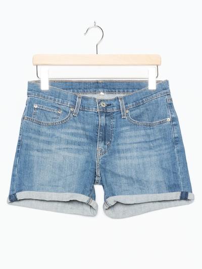 LEVI'S Jeansshorts in 33 in blue denim, Produktansicht