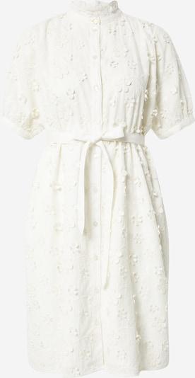 Fabienne Chapot Robe-chemise en blanc naturel, Vue avec produit