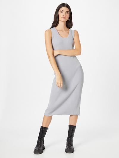 NU-IN Kleid in grau, Modelansicht