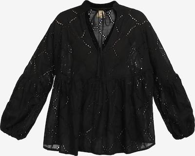 MYMO Bluse in schwarz, Produktansicht